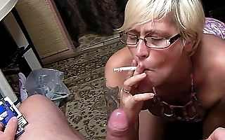 Blank pleases her together with makes her ambiance more roused than sucking gumshoe together with smoking show up her strange fetish pleasures which continually financial assistance her orgasms