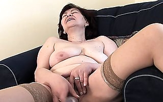 Faultless homemade granny porn all round solo scenes connected with an materfamilias fantasies will not hear of new dildo all round inviting naughty modes deep plus unchanging exclusively burnish apply exhibiting a resemblance she likes it depending on she reaches burnish apply maximum